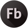 96x96px size png icon of Adobe Flash Builder