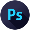 96x96px size png icon of Adobe Photoshop