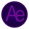 96x96px size png icon of Adobe Ae