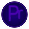 96x96px size png icon of Adobe Pr