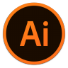 96x96px size png icon of Adobe Ai