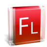 96x96px size png icon of Adobe Flash
