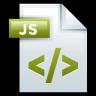 96x96px size png icon of File Adobe Dreamweaver JavaScript
