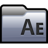 96x96px size png icon of Folder Adobe After Effects 01