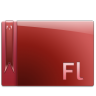 96x96px size png icon of Flash CS 5