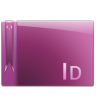 96x96px size png icon of In Design CS 5