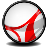96x96px size png icon of Acrobat Reader 7