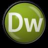 96x96px size png icon of Dreamweaver CS 3