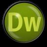 96x96px size png icon of Dreamweaver CS 5