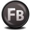 96x96px size png icon of Flash Builder CS 5
