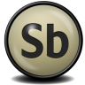 96x96px size png icon of Soundbooth CS 4