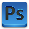 96x96px size png icon of adobe Ps