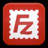 96x96px size png icon of Filezilla 1