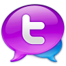 96x96px size png icon of Large Twitter Logo