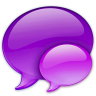 96x96px size png icon of Small Pink Balloon