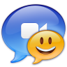 96x96px size png icon of iChat Redrawn