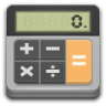 96x96px size png icon of Apps accessories calculator