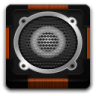 96x96px size png icon of Apps preferences desktop sound
