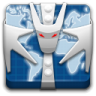 96x96px size png icon of Apps rekonq