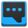 96x96px size png icon of Apps telepathy kde