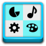 96x96px size png icon of Categories applications other