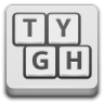 96x96px size png icon of Devices input keyboard