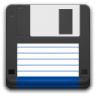 96x96px size png icon of Devices media floppy