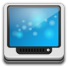 96x96px size png icon of Devices video display