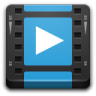 96x96px size png icon of Mimetypes video x generic