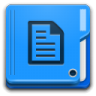 96x96px size png icon of Places folder documents