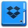 96x96px size png icon of Places folder dropbox