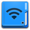 96x96px size png icon of Places folder remote