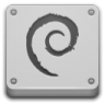 96x96px size png icon of Places start here debian