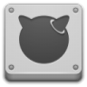 96x96px size png icon of Places start here freebsd
