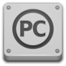 96x96px size png icon of Places start here pclinuxos