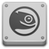96x96px size png icon of Places start here suse