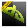 96x96px size png icon of deviantart