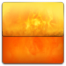 96x96px size png icon of Fire Folder