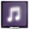 96x96px size png icon of Music Folder