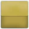 96x96px size png icon of Yellow Plastic Folder