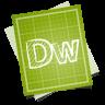 96x96px size png icon of adobe blueprint dreamweaver