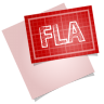 96x96px size png icon of adobe blueprint fla