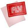 96x96px size png icon of adobe blueprint flv