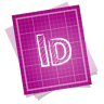96x96px size png icon of adobe blueprint indesign