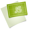 96x96px size png icon of adobe blueprint js