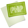 96x96px size png icon of adobe blueprint php