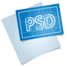 96x96px size png icon of adobe blueprint psd