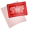 96x96px size png icon of adobe blueprint swf