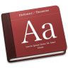 96x96px size png icon of Dictionary
