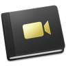 96x96px size png icon of Movie Book